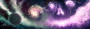 Skull Nebula by BLPH