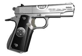 The Gun by creditcardzone