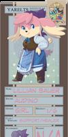 PKMN-KA--Lillian Bauer--Battle Healer