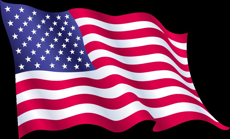 US Flag Waving (eps10, ai10) by ordinary-d on DeviantArt