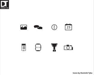Icon Pack v1 by Dominik Tyka by artdigitalazax