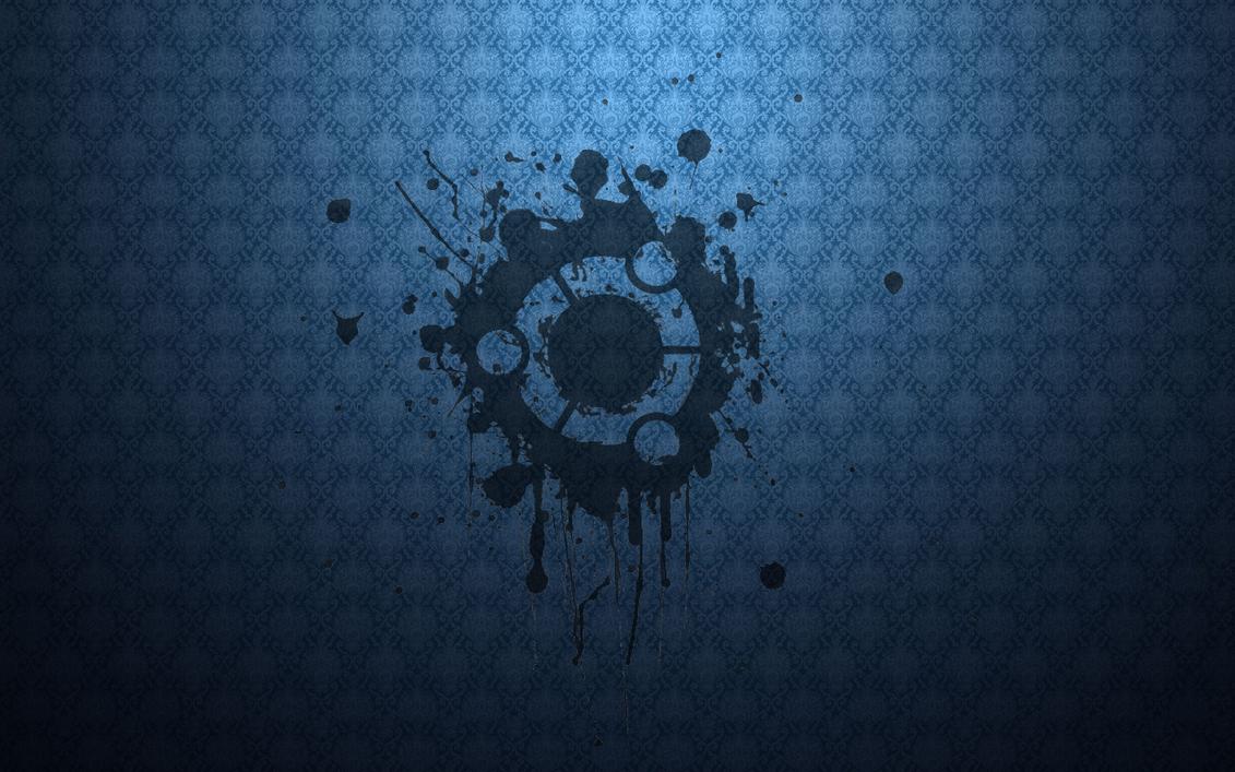 Ubuntu Royal Grunge by techwizrd