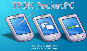 TPDK Pocket PC