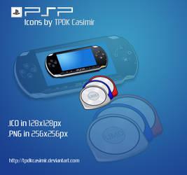 PSP Icons Pack