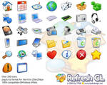 Refresh CL Icons Pack