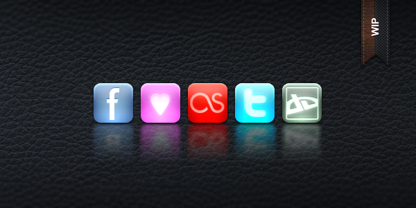 Social Networks by Clubberry