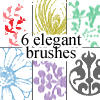Elegant Brushes by tiptoe39