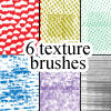 Texture Brushes by tiptoe39