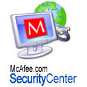 McAfee.com Security Center by thecat2000