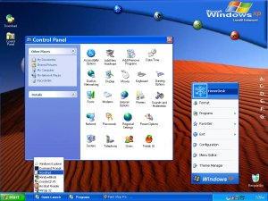 WhistlerXP LunaUI Enhanced by thecat2000