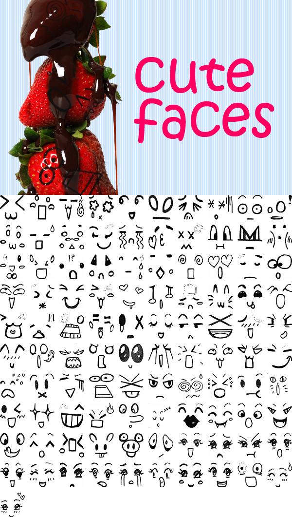Cute Faces