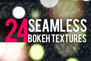 24 Seamless Bokeh Textures by pstutorialsws