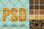 12 Delicious Seamless Cookie Textures