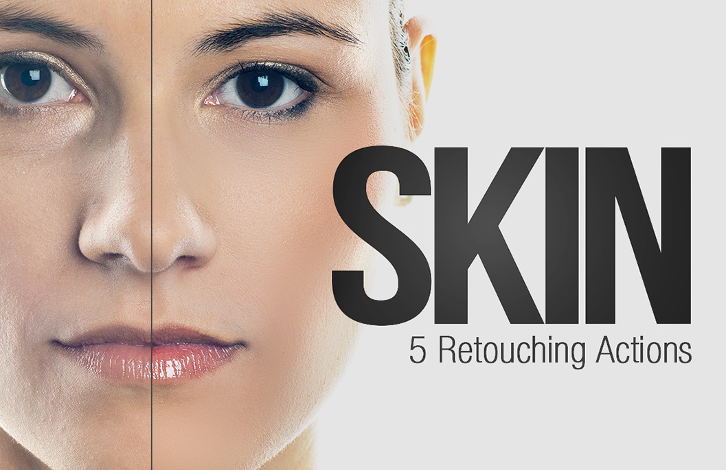 Skin - 5 Retouching Actions by pstutorialsws
