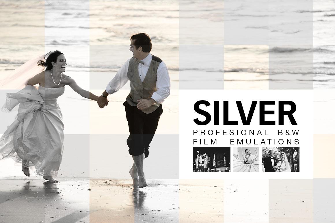 Silver by SparkleStock