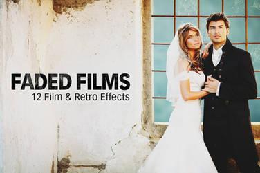 Faded Films by SparkleStock