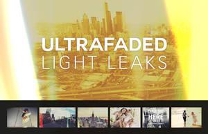 Ultra Faded Light Leaks by SparkleStock by pstutorialsws