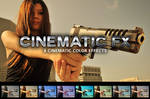 Cinematic FX by SparkleStock (Photoshop)