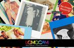 Lomocam - Lomo Effects + Polaroid Frame Generator