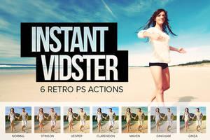 Instant Vidster by SparkleStock by pstutorialsws