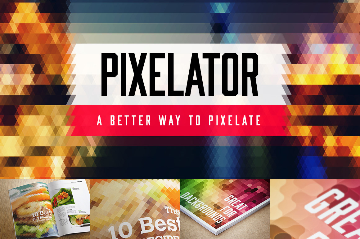 Pixelator by SparkleStock