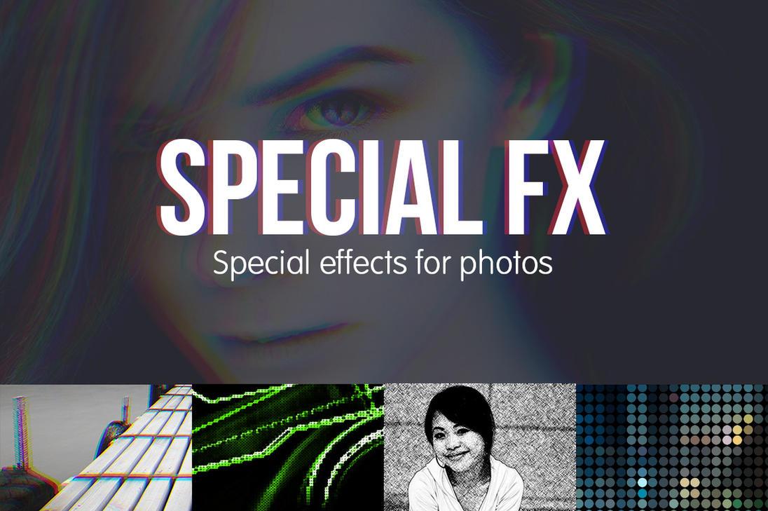 Special FX by SparkleStock by pstutorialsws