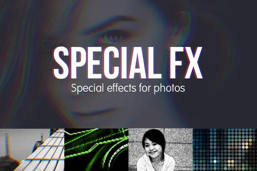 Special FX by SparkleStock