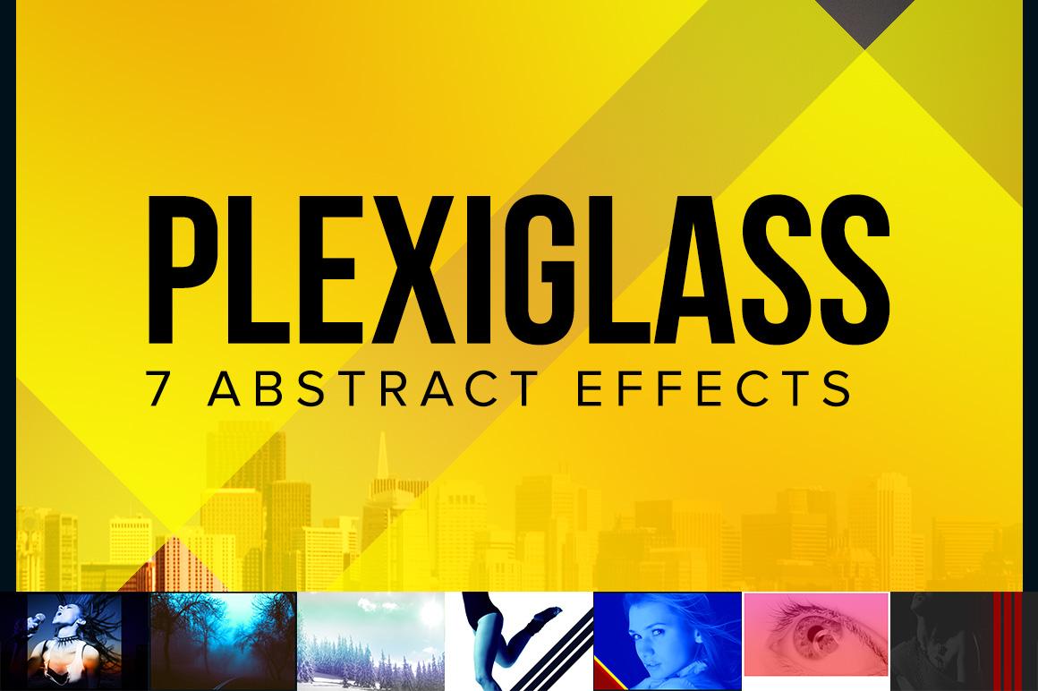 Plexiglass by SparkleStock by pstutorialsws