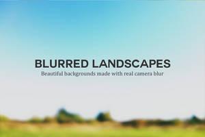 5 Beautiful Blurred Landscapes