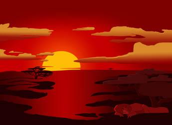 A Noble's Sunrise
