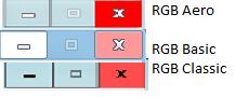 RGB Theme Atlas for Windows 10.14393 by WIN7TBAR