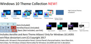 Windows 10 Theme Collection for Win 10 [UPDATED]