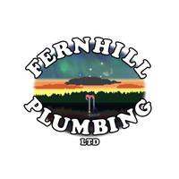 Fernhill Plumbing Logo by coltonphillips