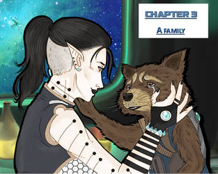 (Among The Stars) Chapter 3 - A Family