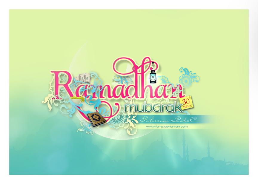 Ramadhan Mubarak 1431H