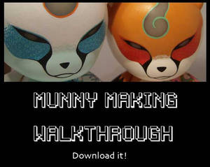 Munny Making Walkthrough
