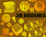 3D BRUSHES 01