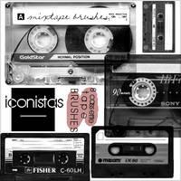 Mix Tape Brushes