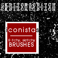 Skritch Scratch by goshdarnart