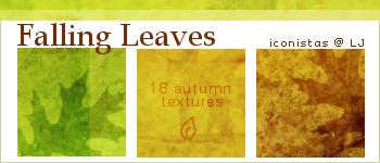 Falling Leaves by goshdarnart