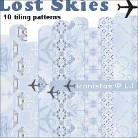 Lost Skies by goshdarnart