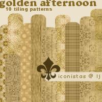 Golden Afternoon by goshdarnart