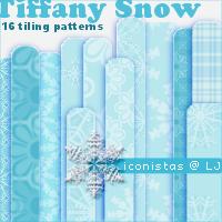 Tiffany Snow by goshdarnart
