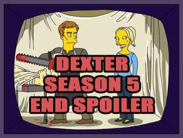 Dexter: Fate of Lumen by spacecoyote