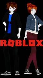 {MMDxROBLOX} TDA 2015(?) Robloxian D-Skin + DL!
