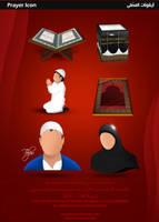 Prayer Icons by Telpo