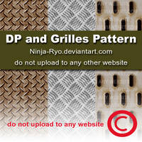 PS6 PATTERNS - DP + Grilles 2