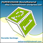 Papervision MovieMaterial