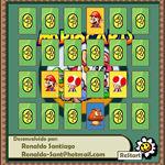 Memory Game - Mario Card