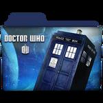 Doctor Who : TV Series Folder Icon v1